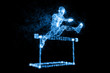 Digital Athletics - Hurdles 2
