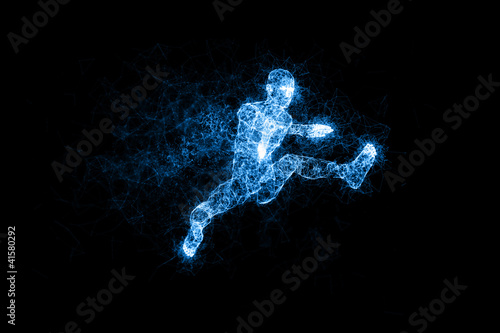 Digital Athletics - Jumping 2