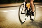 road cyclist motion blur