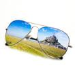 occhiali Mont Saint Michel