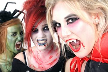 Vampire und Hexen
