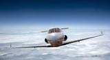 Fototapeta prywatny - drzwi - Samolot