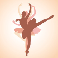 Danse de ballerine