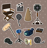 movie tool stickers