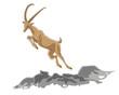 Ibex isolated