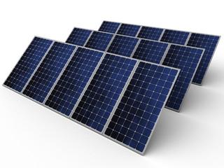 Pannelli fotovoltaici in serie