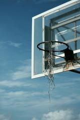 バスケットのゴール