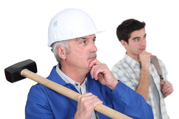 craftsman and apprentice thinking