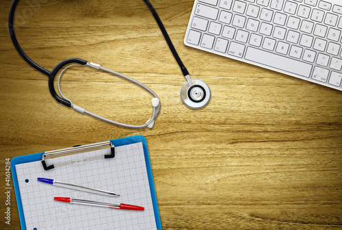 medical desktop