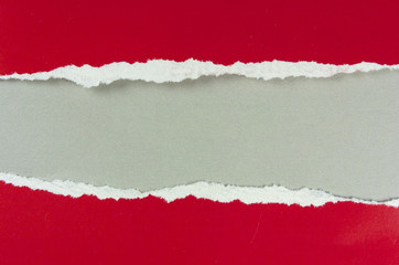 Fondo, papel rasgado, textura