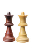 Queen Chess Pieces