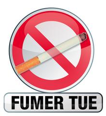 pictogramme fumer tue