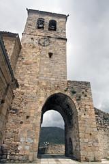 Iglesia de Santa María, Hervás, Cáceres, España