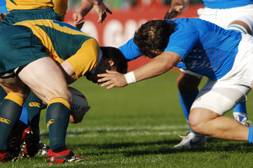 Azione di rugby