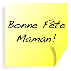 Note : Bonne Fête Mamn !