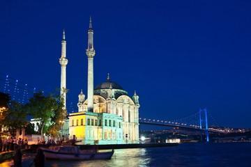 Night at Ortakoy, Istanbul