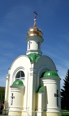 Church of St. John the Righteous, Sumy, Ukraine