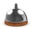 3d Hotel service bell