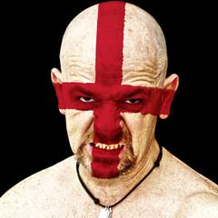 England sports fan