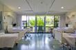 Leinwanddruck Bild - Hospital ward