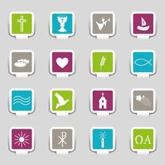 16 Icons Religion