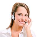 Opératrice hotline
