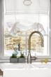 Blick aus dem Küchenfenster