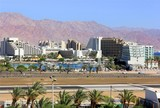 view of Eilat, Israel
