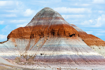 Painted Desert Mound