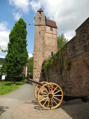 Pulverturm in Eberbach am Neckar