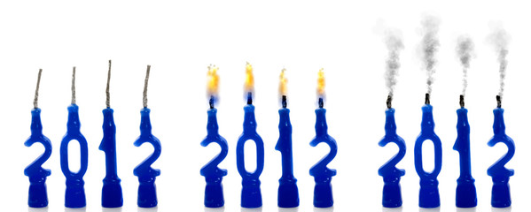 Candles stages of 2012