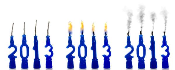 Candles 2012 status