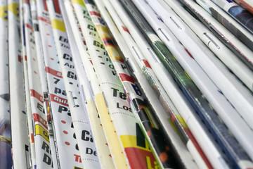 Antiguas revistas de informatica para reciclar