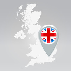 UK London pin