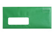Green Window Envelope