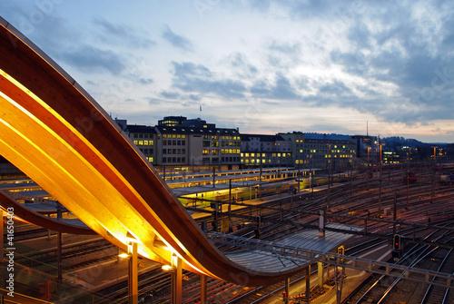 Bahnhof Bern - 41650403