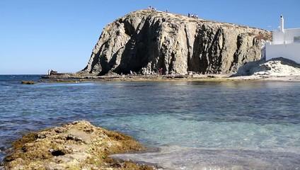 la isleta del moro Andalucia