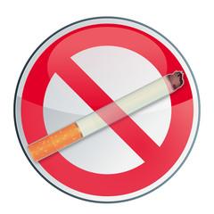 pictogramme interdiction de fumer - fumer tue
