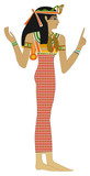Egyptian woman - Explanation