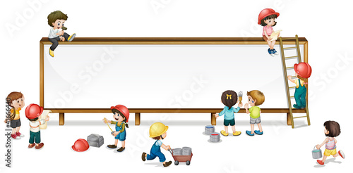construction kids