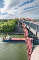 NordOstseeKanal-Rader Hochbrücke_
