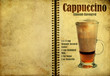 Cappuccino recipe