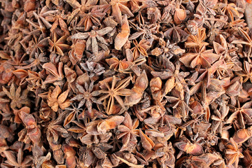 Star Anise, Asian Spice