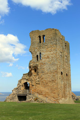 Scarborough Castle ruins1