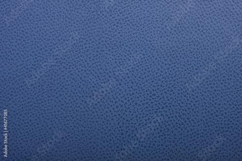 Papiers peints Cuir Blaues Leder Oberfläche