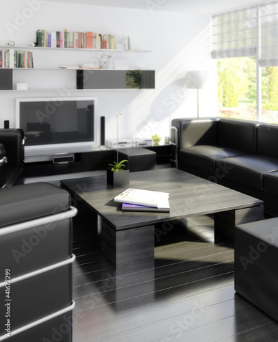 Appartement Interior (Focus)