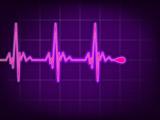 Fototapeta elektrokardiogram - ekg - Sztuka Nowoczesna