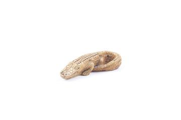 souvenir crocodile