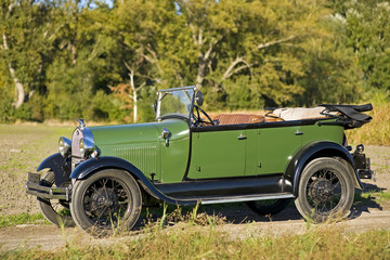 Oldtimer-Phaeton-1928 1336