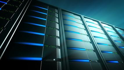 Network Servers Background 2 (Loop)